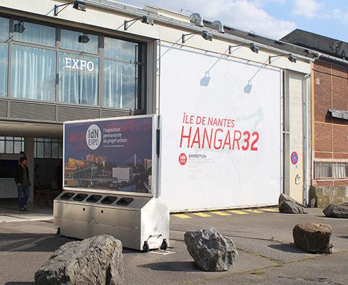 [2016] <br> EXPOSITION HANGAR 32